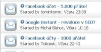 Facebook predaj